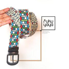 Tzantza Shuk Cinturón
